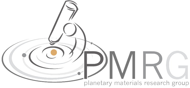 Planetary Materials Research Group logo