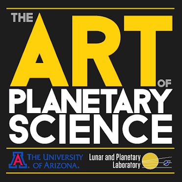 The Art of Planetary Science's 2013 logo