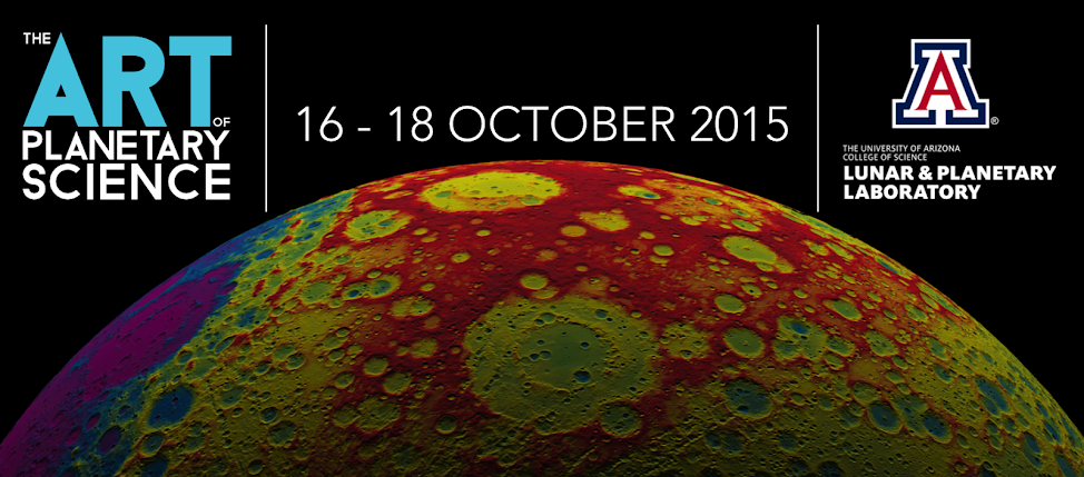 The Art of Planetary Science: 16-18 October, 2015.