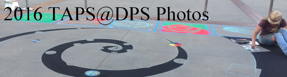 2016 TAPS@DPS Photos
