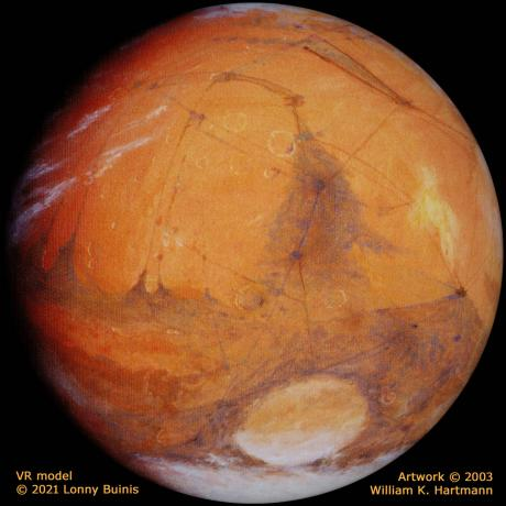 Interactive V-R Mars from Hartmann painting. https://www.astronomyinmotion.com/