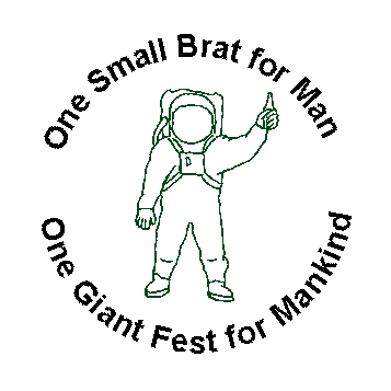 One Small Brat for Man, One Giant Fest for Mankind