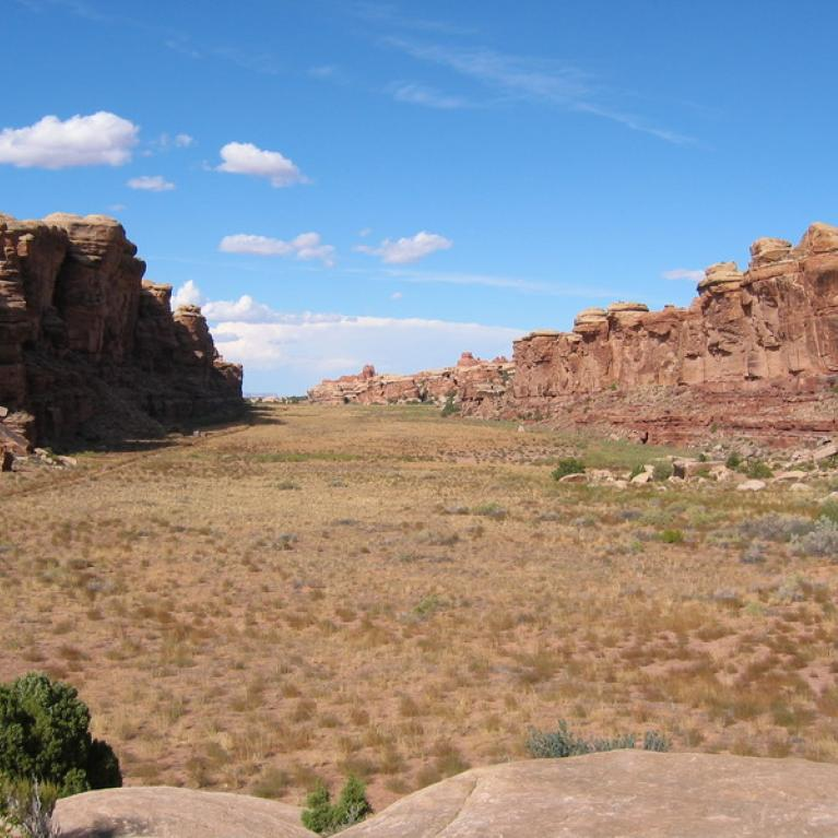 Canyonland Graben
