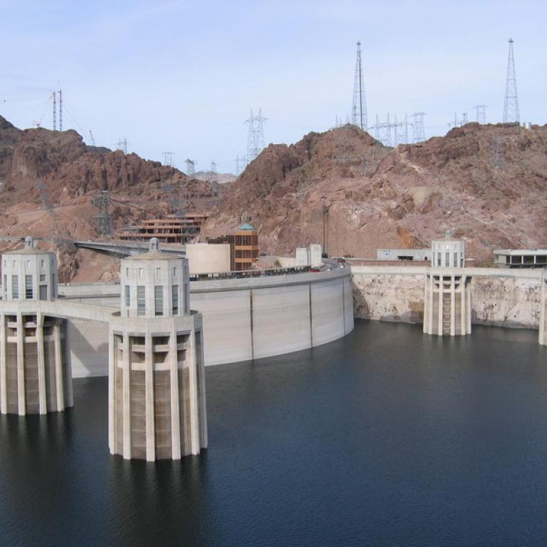 Day 2. Hoover Dam