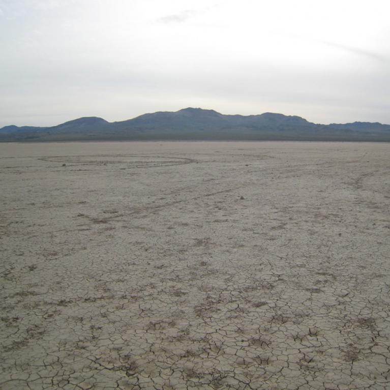 Coyote Dry Lake