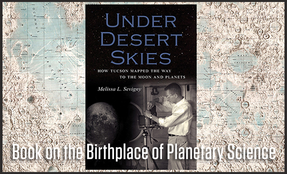The Book on the Birthplace of Planetary Science