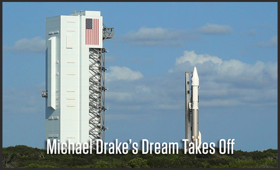 Michael Drake's Dream Takes Off