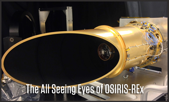 The All-Seeing Eyes of OSIRIS-REx