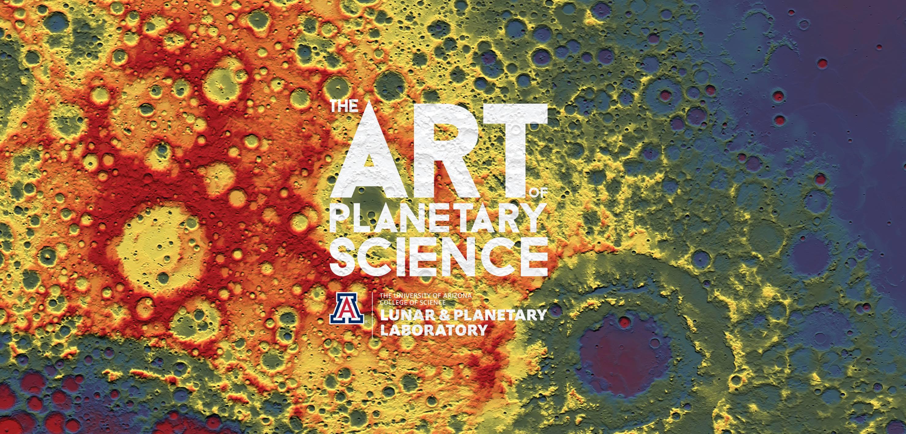 Art of Planetary Science logo