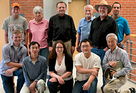 Solar and Heliospheric Research Group