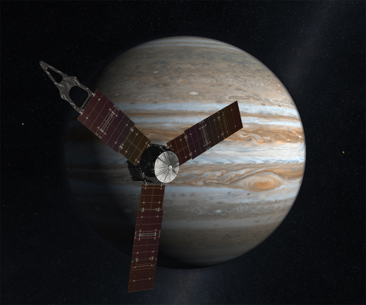 Juno: Unlocking Jupiter's Mysteries