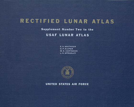 Rectified Lunar Atlas