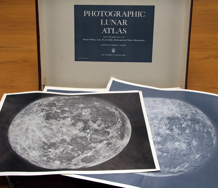 Photographic Lunar Atlas