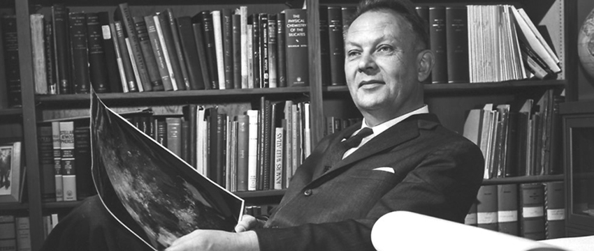 Gerard P. Kuiper founded the Lunar and Planetary Laboratory in 1960.