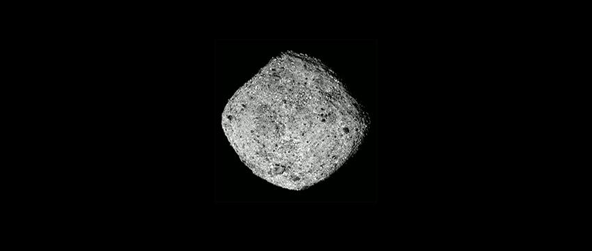 OSIRIS-REx Arrives at Asteroid Bennu