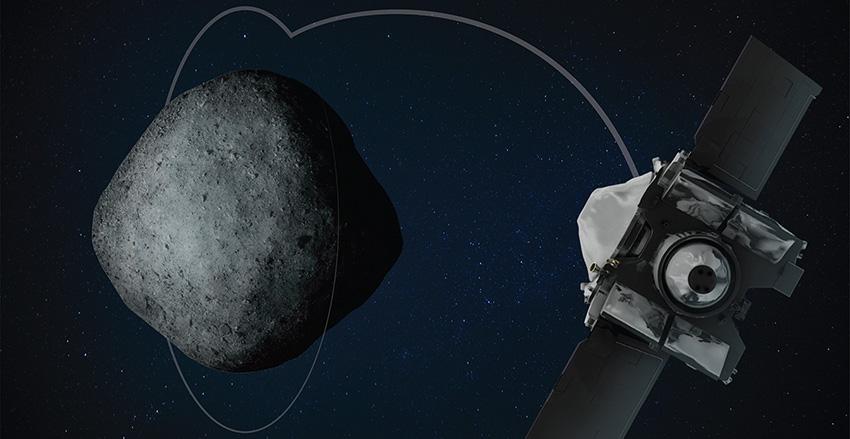 NASA's OSIRIS-REx Spacecraft Enters Close Orbit Around Bennu, Breaking Record