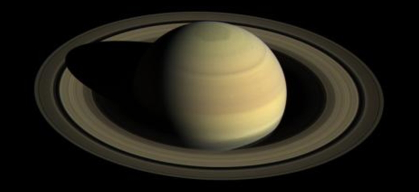 This view shows Saturn's northern hemisphere in 2016, as that part of the planet nears its northern hemisphere summer solstice in May 2017. (Photo: NASA/JPL-Caltech/Space Science Institute)