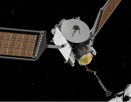 CAESAR (Comet Astrobiology Exploration SAmple Return) mission