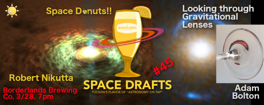 Space Drafts on March 28, 2018