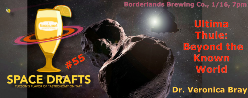 Ultima Thule: Beyond the Known World
