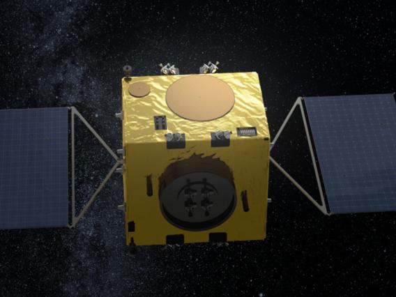 Hera is a small spacecraft for deep space possessing comparable autonomy to a self-driving car.