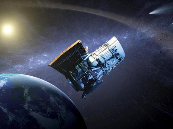 The NEOWISE infrared-wavelength astronomical space telescope has made well over a million infrared observations of more than 39,000 asteroids and comets throughout the solar system. NASA/JPL