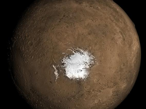 UA Study Suggests Possibility of Recent Underground Volcanism on Mars