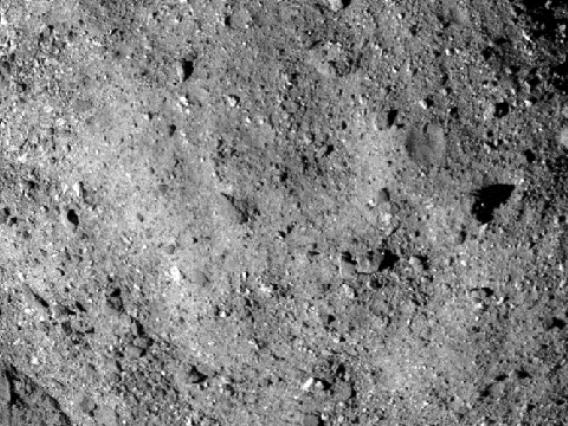 UA-Led OSIRIS-REx Discovers Water on Asteroid Bennu