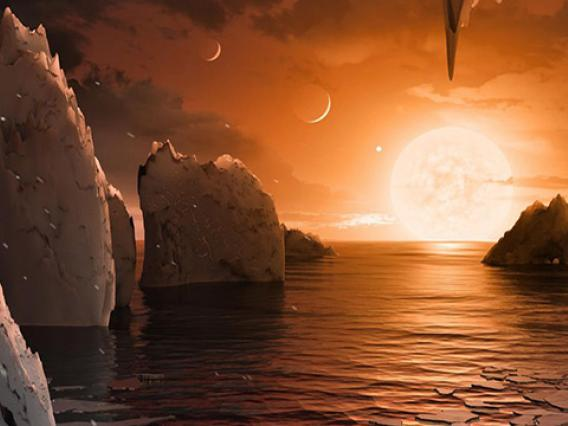 Powerful Particles and Tugging Tides May Affect Extraterrestrial Life