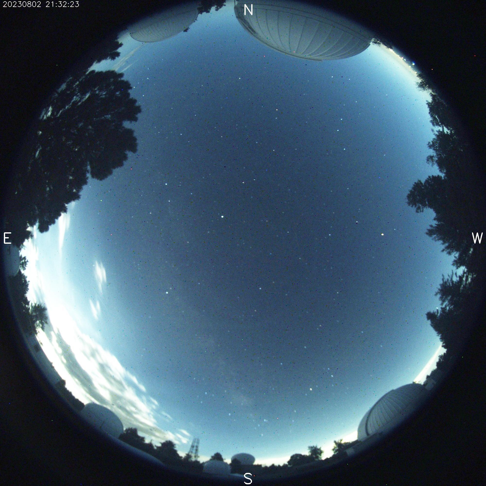 Mt. Lemmon All-Sky Camera