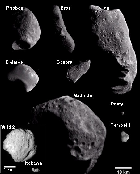 largest of asteroids - photo #23